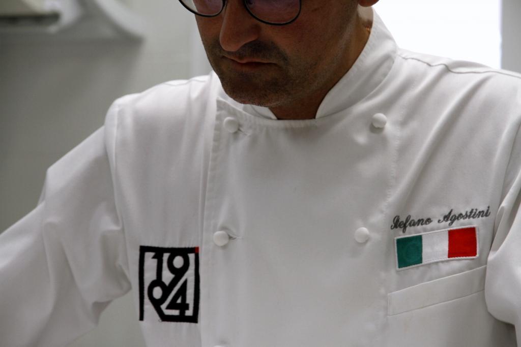Stefano Agostini -  Chef ristorante 19.94