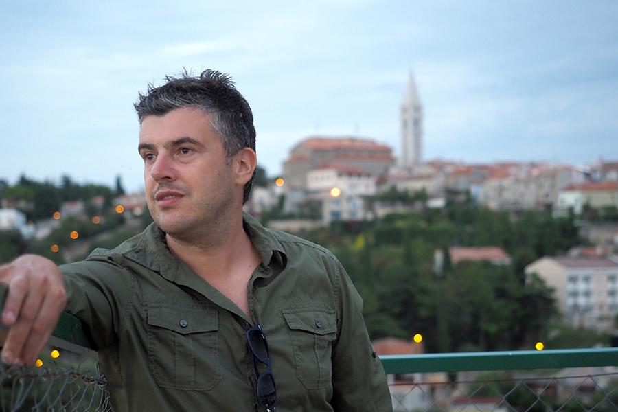Paulo Sverko - Chef Ristorante Fančita Orsera/Vrsar - Istria Croazia