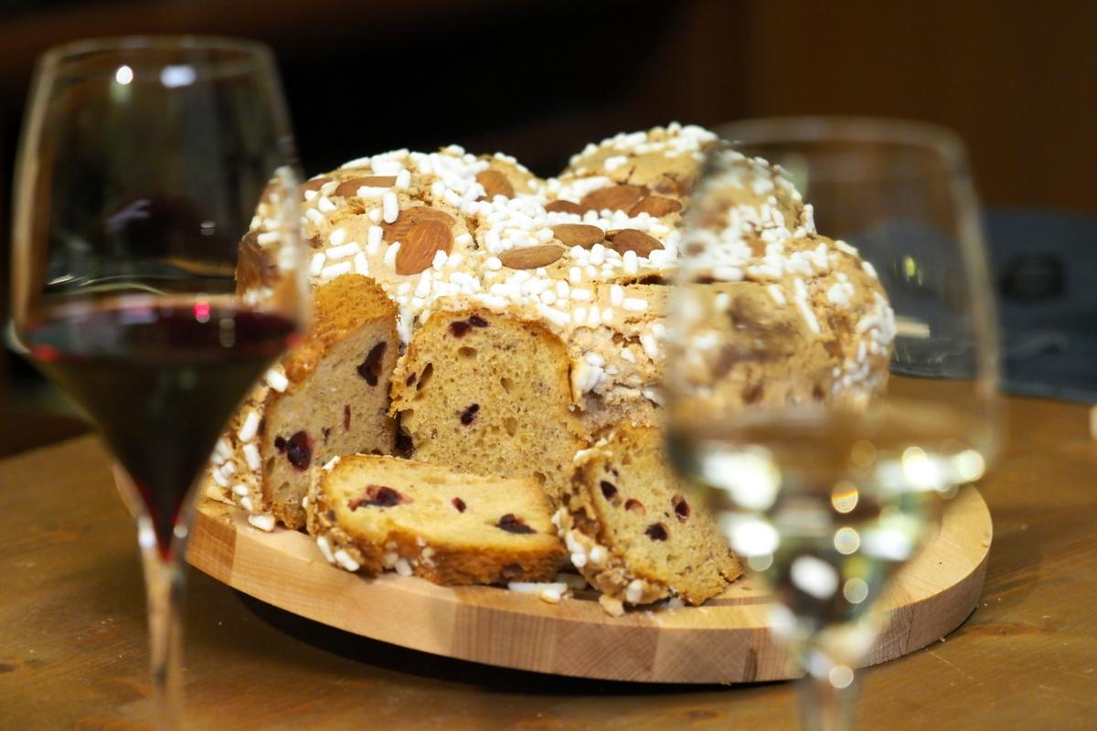 Colomba & Wine Pairings