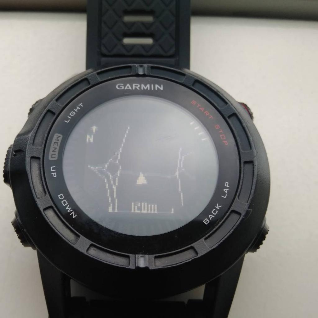 Maps Garmin Fenix